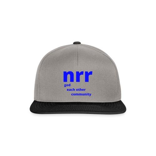 NEARER logo - Snapback Cap