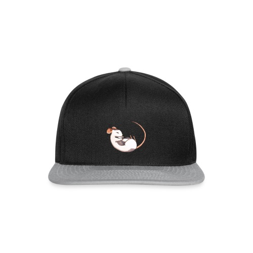 Sleeping mouse - Snapback Cap