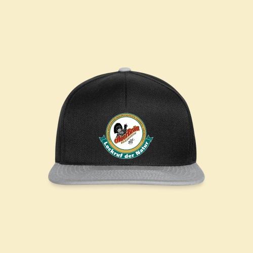 Auerbraeu Logo - Snapback Cap