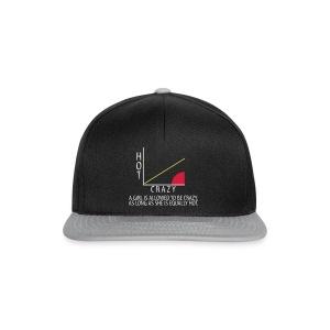 hot crazy scale - Snapback cap