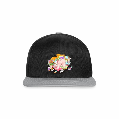 I Ate It - Casquette snapback