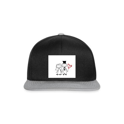 spouses 1728007 png - Snapback Cap