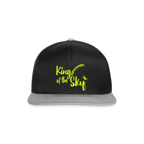 King of the Sky - Snapback Cap