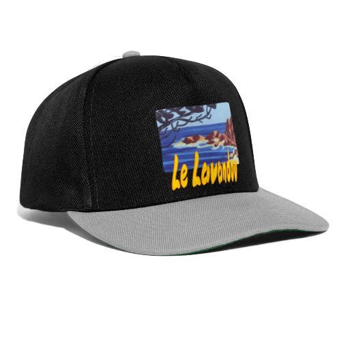 Le Lavandou - Snapback Cap