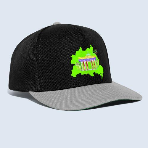 """Berliner Original """"Berlin LightShow"""" Collection - Snapback Cap"""