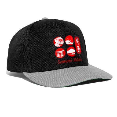 Samurai Matsuri Festival - Snapback Cap