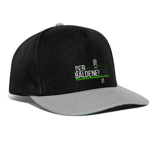 BALDENEYSTEIGER - Snapback Cap