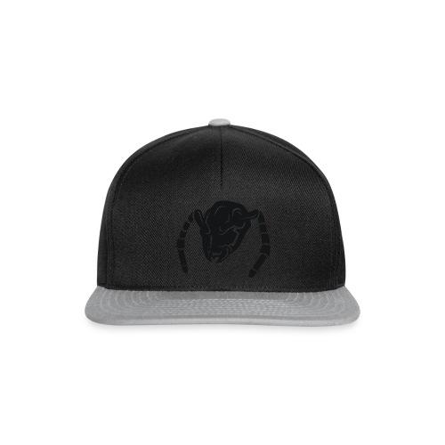 logostecker aermel - Snapback Cap
