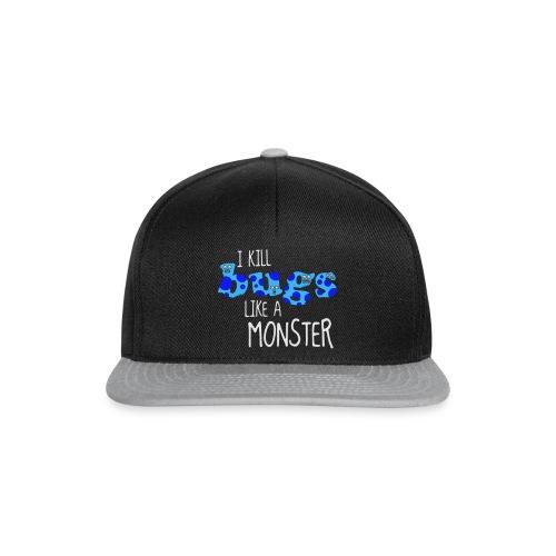 ikillbugslikeamonster - Snapback Cap