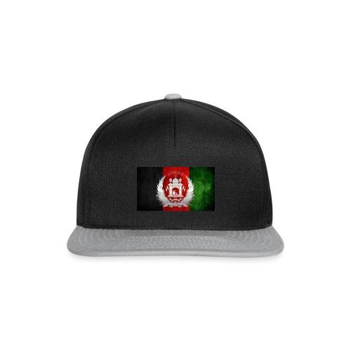 Afghanistan Flagge - Snapback Cap