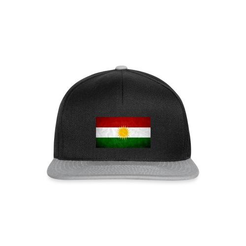 Kurdistan Flagge - Snapback Cap