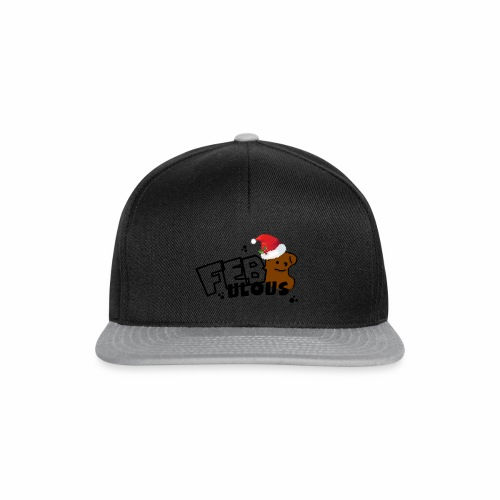 WeihnachtsMerch - Snapback Cap