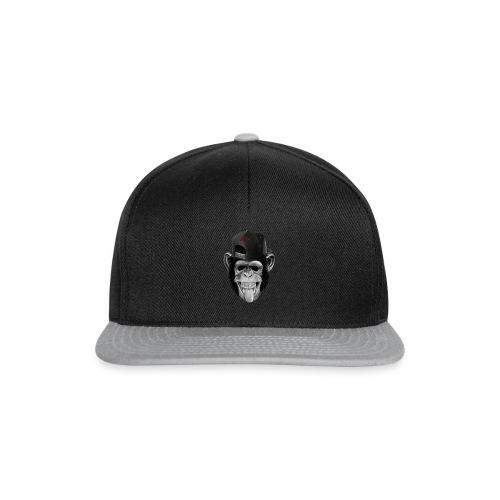 Logo Crazy Monkey - Snapback Cap