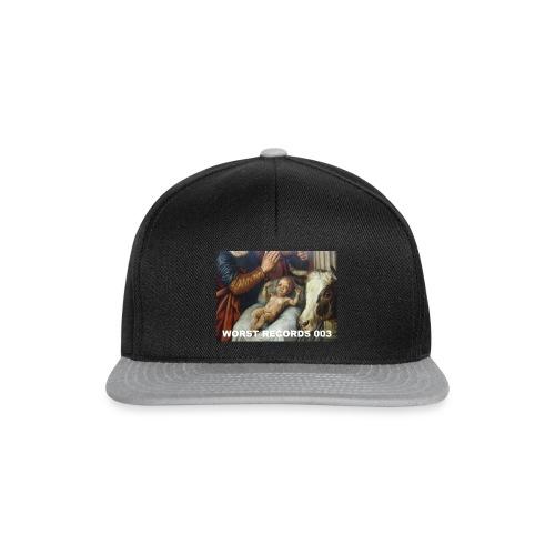 Worst Records 003 - Snapback Cap
