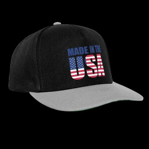 made-in-the-usa - Snapback Cap