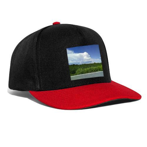 prato verde - Snapback Cap