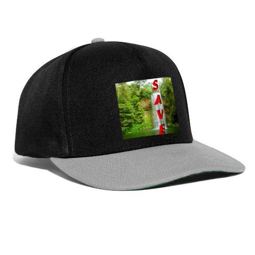 Waterfale Save - Snapback Cap