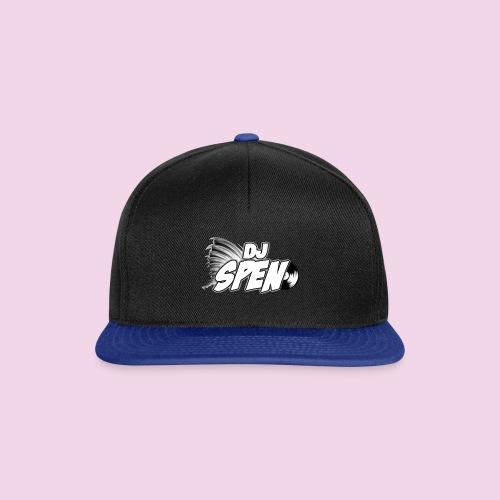 DJ Spen Long Logo - Snapback Cap