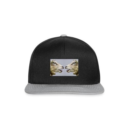 Schafe - Snapback Cap
