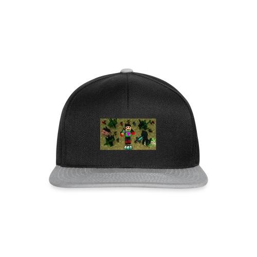 rebbeozelot19 Happy OcMalte01 T-Shirt - Snapback Cap