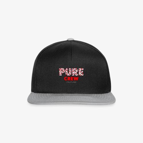 PureCrew-Style Design - Snapback Cap