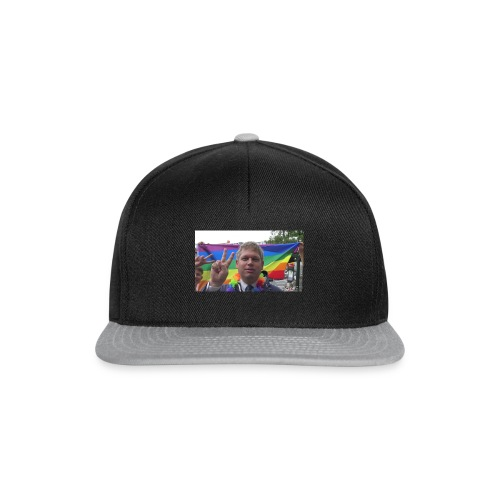 V for Sejr - Snapback Cap