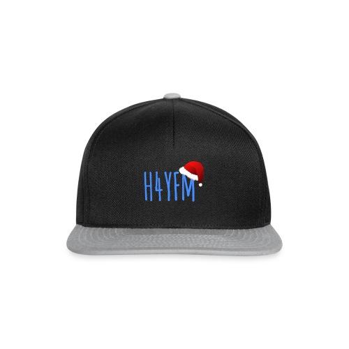 Weihnachts Logo - Snapback Cap
