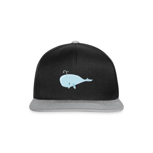 Whalepeace - Snapback Cap