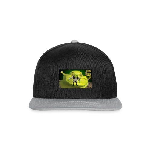 shrek dab - Snapback Cap