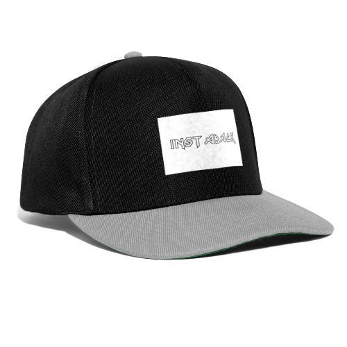 INSTABACK - Snapback cap