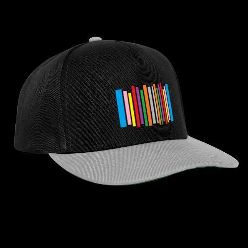 No Judgement Colour Bar - Snapback Cap