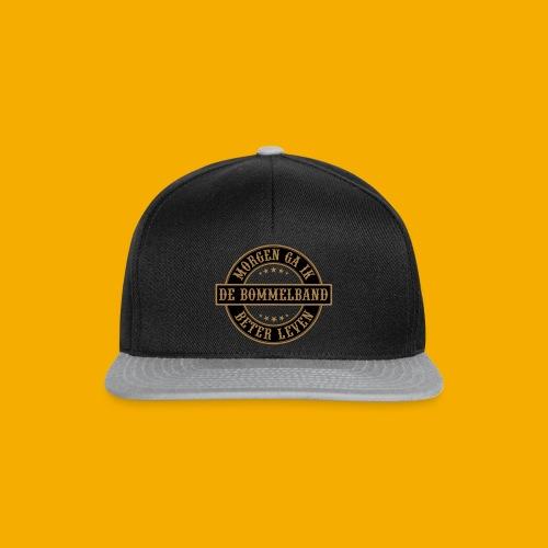 bb logo rond shirt - Snapback cap