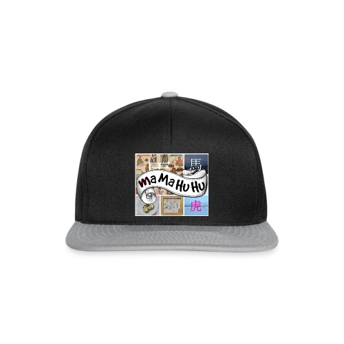 Ma ma hu hu / So-So - Snapback Cap