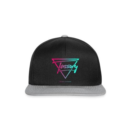 Tassony logo 80's - maglietta - Snapback Cap