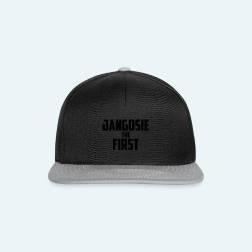 jangosiethefirst pet - Snapback cap