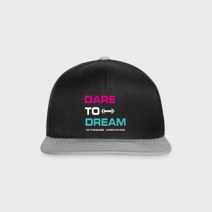 DARE TO DREAM - Gorra Snapback