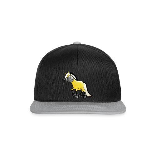 fjord_horse - Snapback Cap