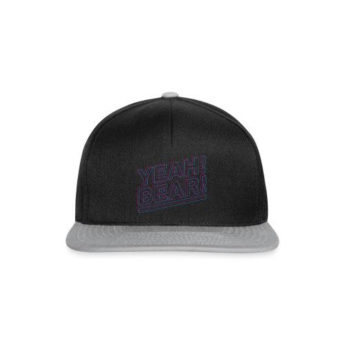 Yeah Bear Layers - Snapback Cap