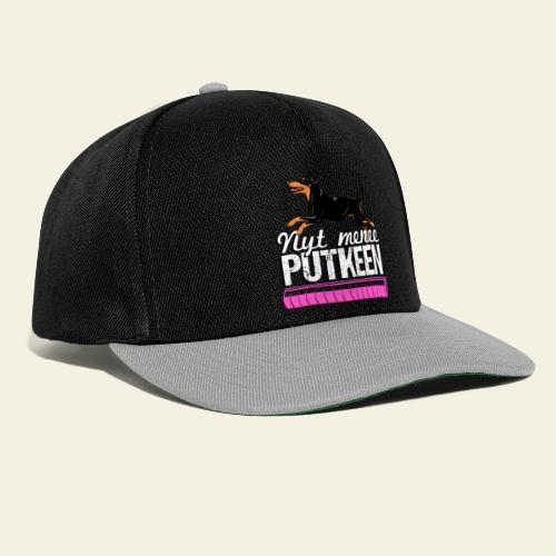 Manssi Putkeen - Snapback Cap