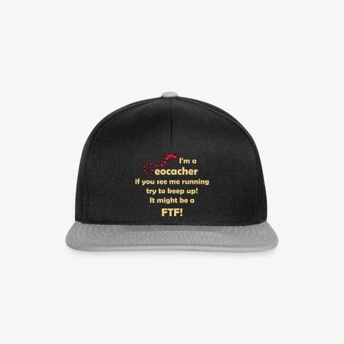 FTF-Jäger - Snapback Cap