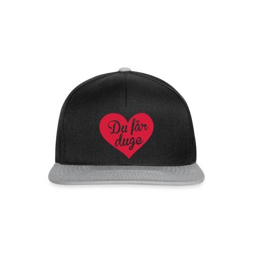 Ekte kjærlighet - Det norske plagg - Snapback-caps