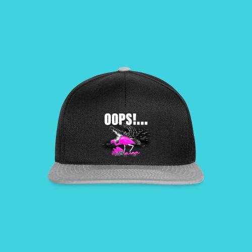 Oops!! - Snapback Cap