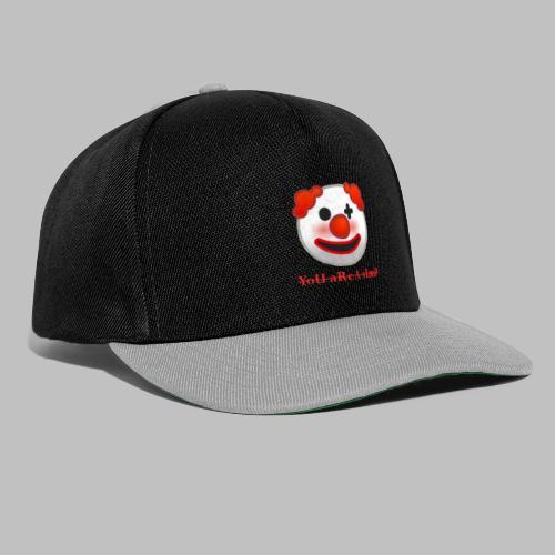 Clown Emoji - Snapback cap
