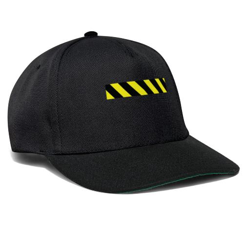 coution 2 - Snapback-caps