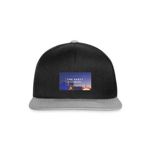 Secret Blend - Snapback Cap