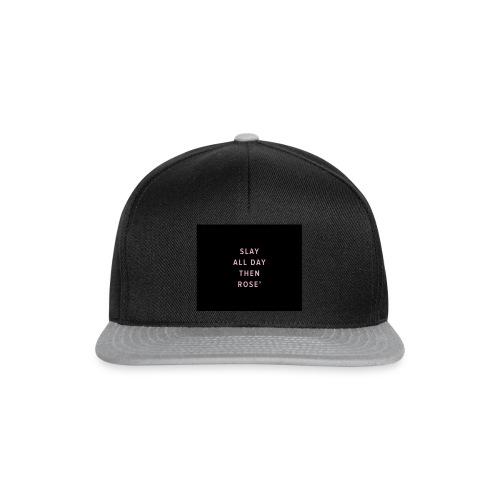 Slay all day - Snapback Cap