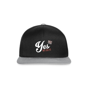 YES-1152.wh - Snapback Cap