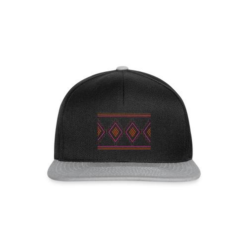 ethno - Snapback Cap