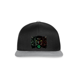 The Good , The Bad and The Evil - Snapback Cap