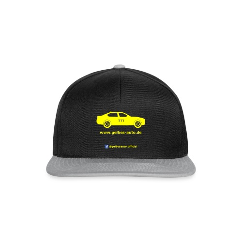 Logo - Facebook - Snapback Cap